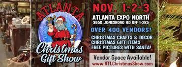 Atlanta <b>Christmas Gift</b> Show Tickets, Multiple Dates | Eventbrite