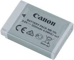 <b>Аккумулятор Canon NB</b>-<b>13L</b>