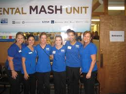 cwi dental assisting supports community service program college title