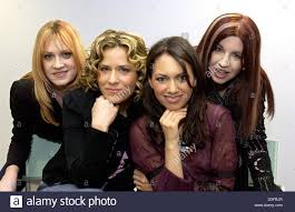 Eternal Flame Bangles Dpa The Four Members Of The Us Pop Music Band Called The