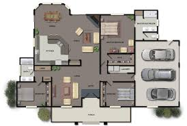 Small Modern House Plans One Floor Comfortable Single Floor        Small Modern House Plans One Floor Marvelous House Floor Plans Of This Modern Style Would