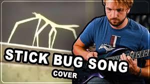 Stick <b>Bug</b> Song - <b>Guitar</b> Cover - YouTube