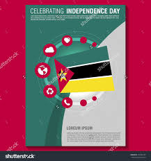 vector independence day flyer template creative creative brochure title page national day leaflet design preview save to a lightbox