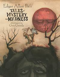 edgar allan poe s tales of mystery and madness book by edgar book cover image jpg edgar allan poe s tales of mystery and madness