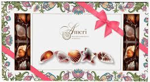 <b>Ameri Шоколадные конфеты</b> с начинкой пралине, 500 г — купить ...