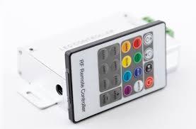 <b>Контроллер RGB</b> RF20-24A-288/576W-12,24V-IP20 — купить в ...