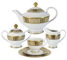 "<b>Чайный сервиз Midori</b> ""Елизавета"", 23 предмета, 6 персон. MI2 ..."