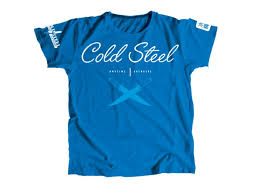 <b>Футболка</b> женская <b>COLD STEEL Cross</b> Guard Blue Tee for Women ...