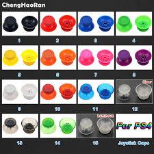 <b>ChengHaoRan 2pcs</b> Analog Joystick thumb Stick grip Cap for Sony ...