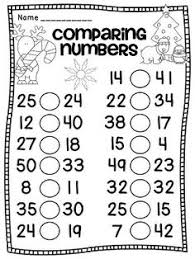1000+ ideas about Christmas Worksheets on Pinterest | Worksheets ...Greater than less than Christmas worksheets