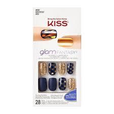 <b>Kiss Glam</b> Fantasy Nails - Parasol | Make Up | Superdrug