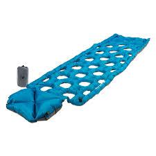 Надувной туристический <b>коврик Klymit Inertia Ozone</b> - Синий ...