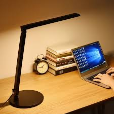 modern design desk lamp led office work lamp 5 level dimmer touch control bedside study aliexpresscom buy foldable office table desk