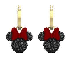 Серьги с подвесками ''Минни'' <b>Swarovski</b> 5566692 с кристаллами ...
