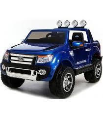 <b>Электромобиль FORD RANGER</b> Синий | Купить, цена, отзывы