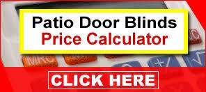 patio door blinds uk