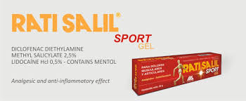 Rati Salil <b>Sport Gel</b> | Gramón Bagó