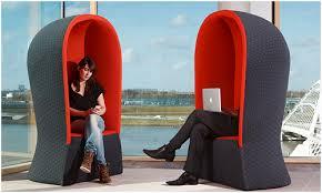 modern hooded chair cbe heated cooled chair