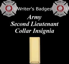 「second lieutenant badge」の画像検索結果