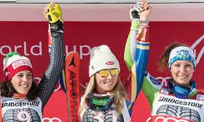 Shiffrin storms to combined World Cup race victory   Daily Mail Online