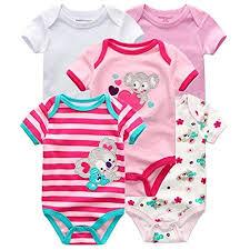 5PCS/<b>Lot</b> Newborn 100% Cotton 0-12M <b>Baby</b> Boys Clothes ...