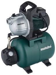 <b>Насосная станция Metabo</b> HWW 3300/25 G (900 Вт) — купить по ...