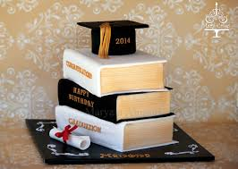 college graduation cakes google search graduation bbq graduation cake stacked book cake by mary cakes