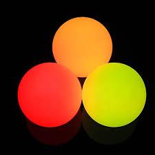Oddballs 70mm Multi-function LED Glow <b>ball</b> - <b>Twist</b> - Juggling ...