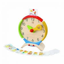 <b>PLAN TOYS</b> игровой набор Часы (5122): заказать и купить по ...