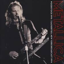 <b>METALLICA</b> - Woodstock 1994 / Import <b>2LP</b>