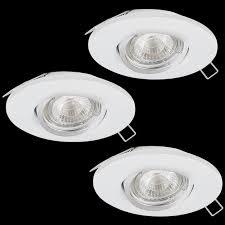 Встраиваемый <b>светильник EGLO 95357 TEDO</b> купить в интернет ...