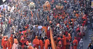 'Super-spreader': Over 1,000 COVID positive at India's Kumbh Mela ...