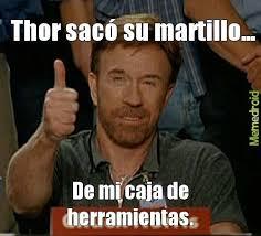 thor meme | Lo más gracioso y nuevo del internet via Relatably.com