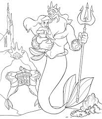 Small Picture Disneys The Little Mermaid Coloring Pages Coloring Coloring Pages