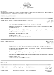 Military to Civilian Resume Sample   Certified Resume Writer     happytom co
