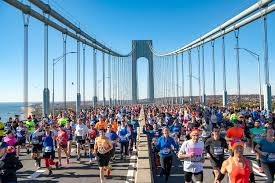 TCS <b>New York City</b> Marathon