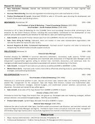 Resume Sample 2 - Senior Sales & Marketing Executive resume ... Sample Resume Senior Sales Marketing Executive Page 2