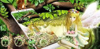 <b>Fairy Girl</b> Forest Theme - Apps on Google Play