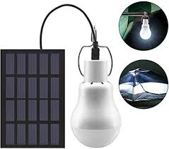 <b>Solar Powered</b> Shed <b>Led Light Bulb</b> - GreeSuit Portable USB ...