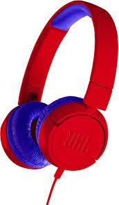 <b>Наушники JBL JR300</b>, красный, синий в каталоге интернет ...