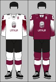 Latvia men's national ice hockey team