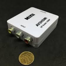 <b>Конвертер</b> AV (тюльпан) to HDMI <b>Espada</b> EDH26 ...