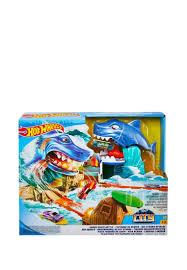 <b>Игровой набор Hot Wheels</b>® Сити Схватка с акулой 43205050: 3 ...