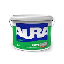 Купить с доставкой <b>Штукатурка</b> структурная <b>AURA Putz Dekor</b> ...