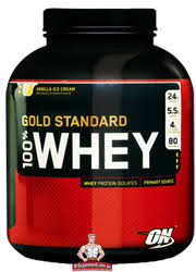 gold standard 100% whey Best i test 2017