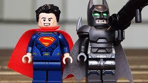 Бэтмен против <b>Супермена</b> (LEGO DC Comics 76044) - YouTube