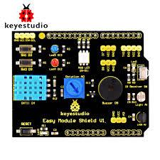 Free shipping!Keyestudio <b>Multi</b>-<b>purpose Shield</b> V1 for Arduino ...