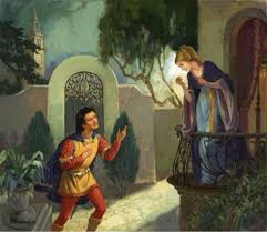 word stories romeo and juliet by a