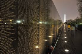 Image result for maya lin vietnam war memorial