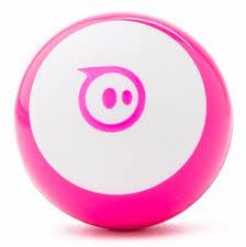 Купить <b>радиоуправляемый</b> шар <b>Sphero Mini</b> (Pink) в Москве в ...